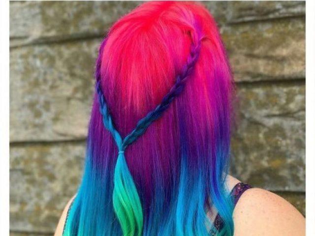 Qual seria a cor do seu cabelo?
