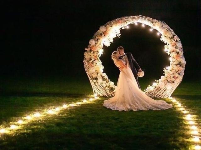 Monte seu casamento...