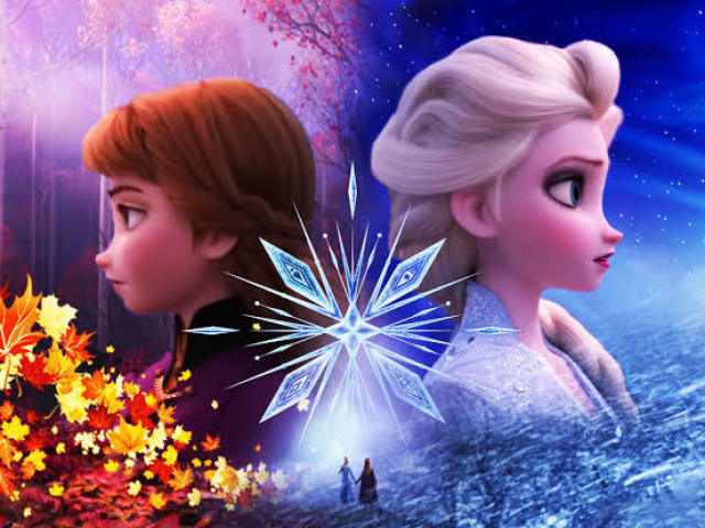 Frozen 2 - Responda, se puder.