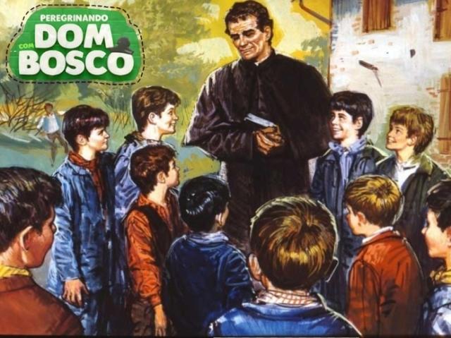Qual Santo ou Beato Salesiano você seria?