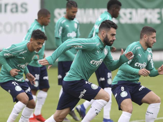 Qual jogador do Palmeiras 2020 você seria?