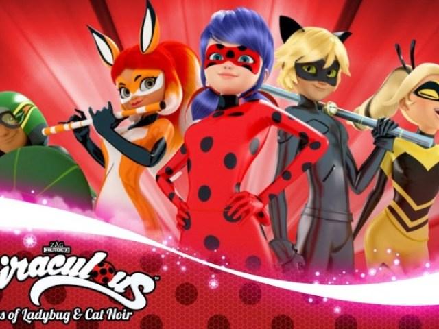 """O quanto você sabe sobre """"Miraculous: As Aventuras de Ladybug""""?"""