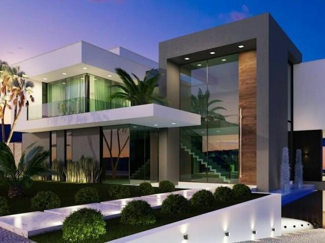 Monte sua mansão dos sonhos!