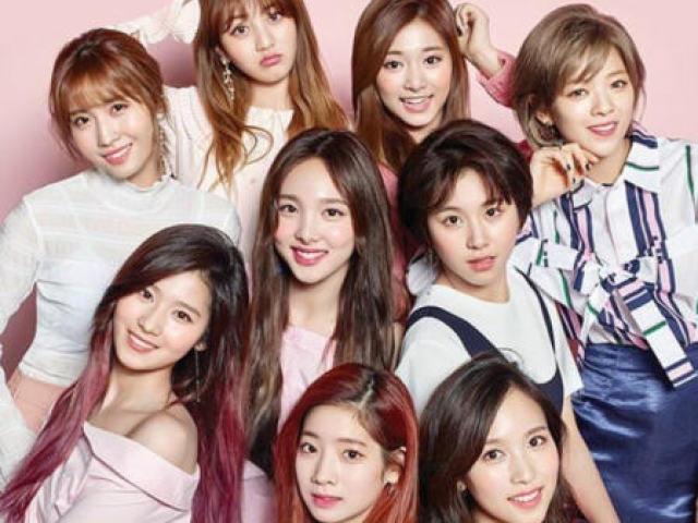 Crie seu grupo de k-pop e veja com qual se parece