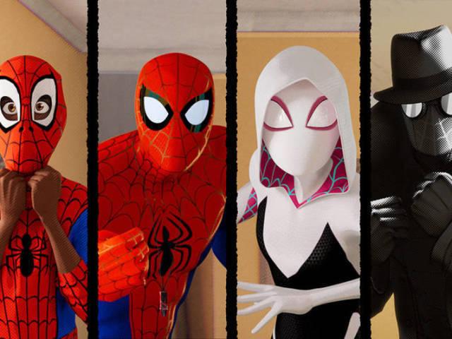 Qual Homem aranha do aranha verso você é?