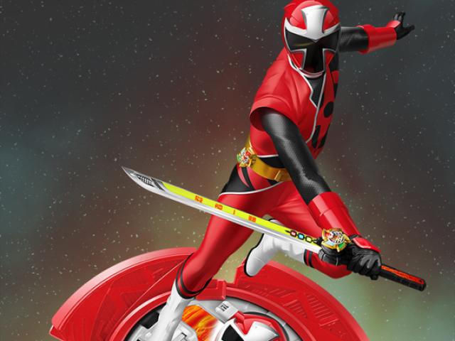 Quem você é em Power Rangers Aço Ninja/Super Aço Ninja?