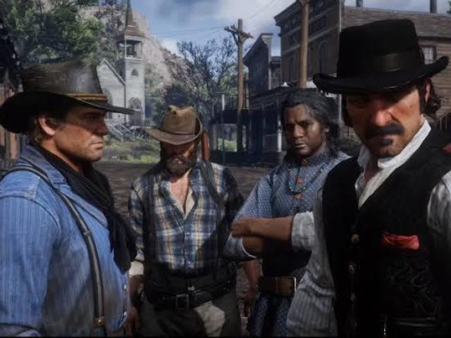 Quem você seria em Red Dead Redemption 2?