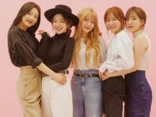 Quem você seria no Red Velvet?