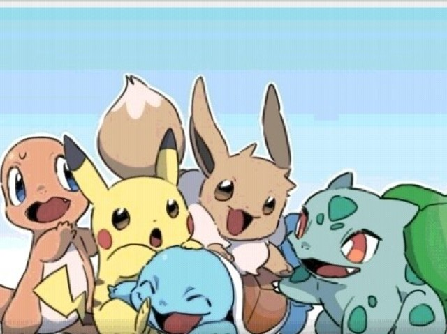 Qual pokémon inicial de Kanto você treinaria?