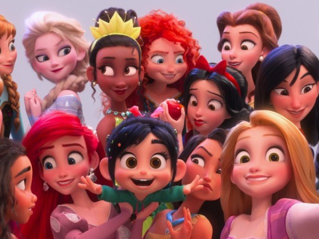 Você conhece bem os filmes das princesas da Disney?