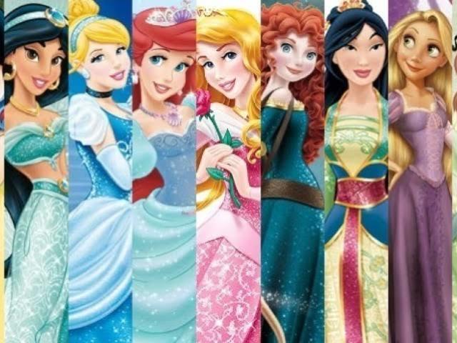 ✨♥️👸Descubra qual princesa da Disney, você seria nos tempos atuais! ♥️✨
