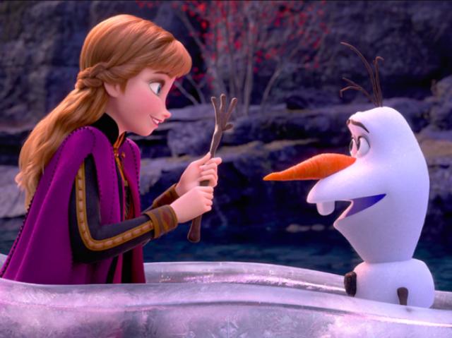 Qual seria a sua música de Frozen?