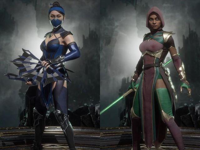 Qual mulher de Mortal Kombat 11 você namoraria?