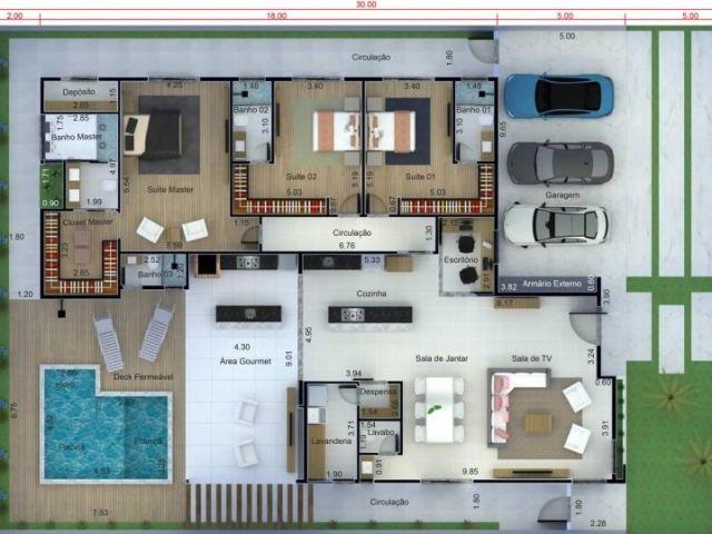 Qual casa é ideal pra você?