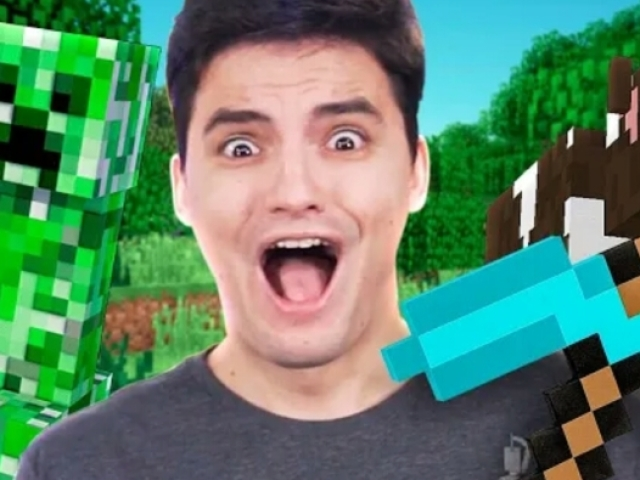 Você conhece a saga Minecraft do Felipe Neto?