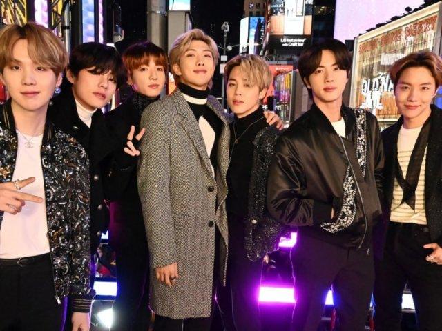 Quem dos BTS seria o teu namorado?