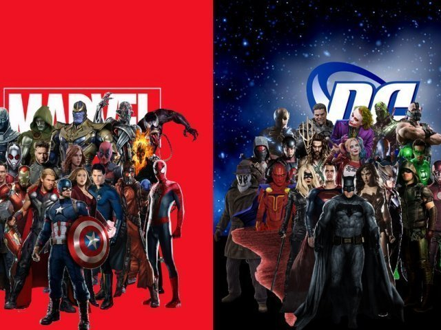 Qual herói da MARVEL ou da DC se parece com você?