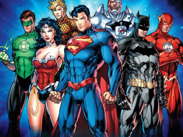 Qual herói você seria em Liga da Justiças?