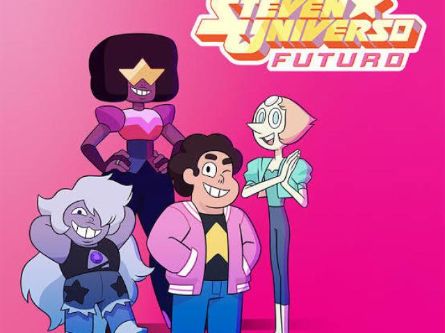 Você conhece Steven Universo Futuro?