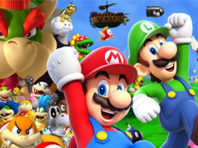 Qual personagem da série Mario você seria?
