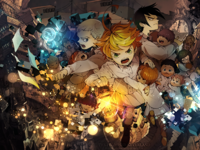 Yakusoku no Neverland (Promised Neverland)