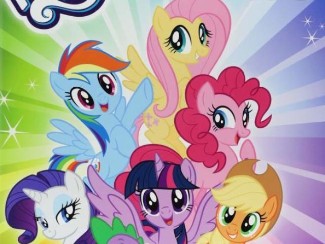 Qual My Little Pony você é?