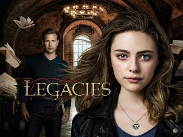 Quem você seria em Legacies?