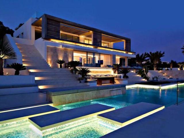 Qual seria o estilo da sua mansão?