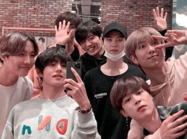 Você faz parte da Hyung ou Maknae Line?