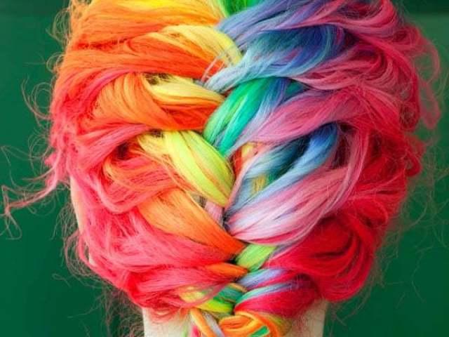 De que cor vai ser o seu cabelo no futuro?