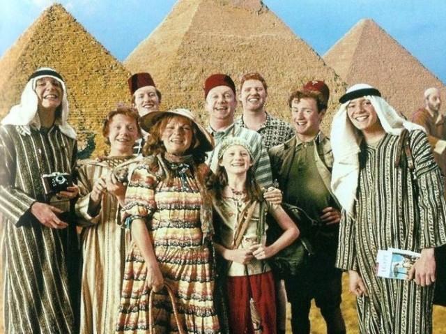 Qual membro da família Weasley você é?