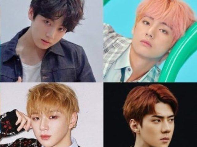 Quem é o k-idol?