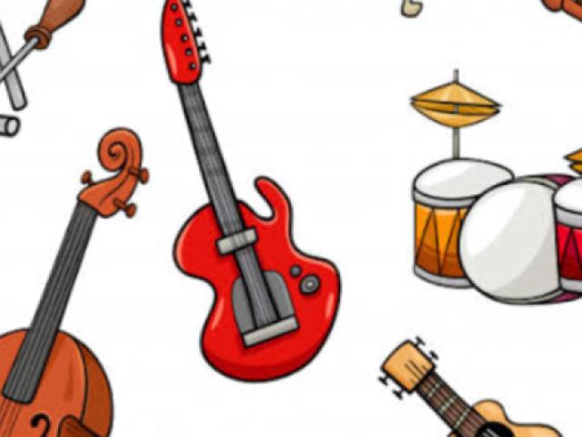 Qual instrumento musical você seria?