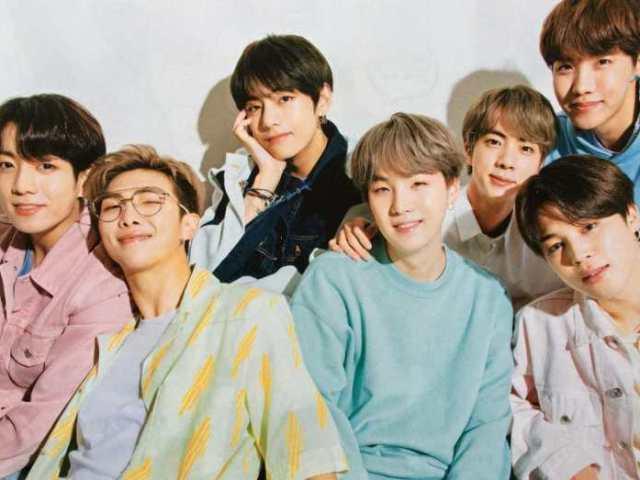 Quem do BTS seria o seu namorado ?