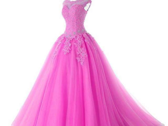 Qual seu vestido de debutante?