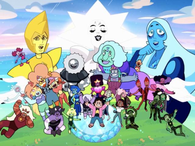 Você realmente conhece Steven universo?