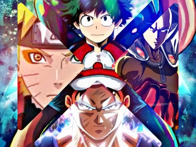 Qual personagem de anime você é?