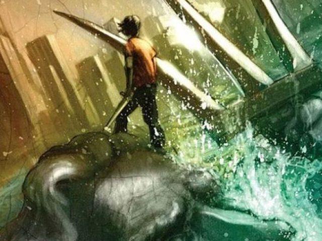 O quiz mais difícil de Percy Jackson - Ladrão de Raios (livro)
