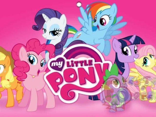Qual pônei do My Little Pony você é?