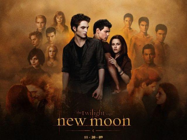 Crepúsculo - Lua Nova
