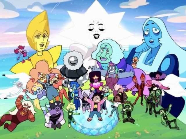 Quem você seria de Steven Universo?