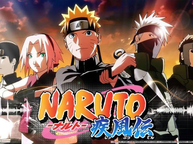 Provão de Naruto (50 perguntas)