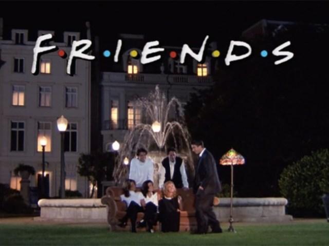 Voce conhece realmente FRIENDS?