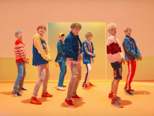 Qual é o MV de BTS?