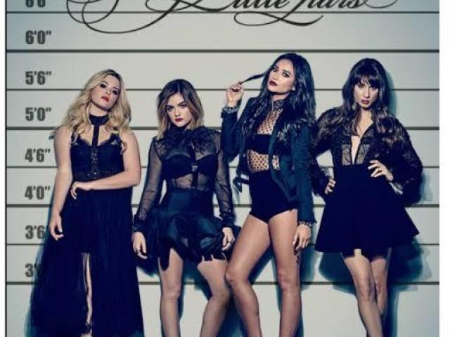 Quiz: Pretty Little Liars (Hard)