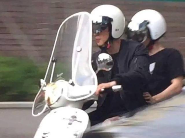 Quem do EXO te levaria em um passeio pela a cidade em uma moto?
