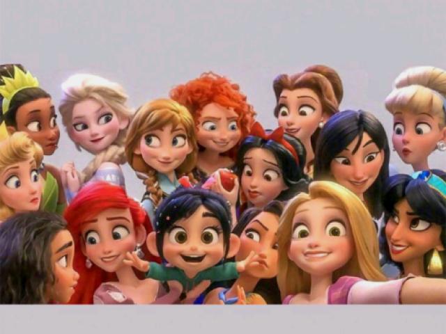 Que princesa você é???