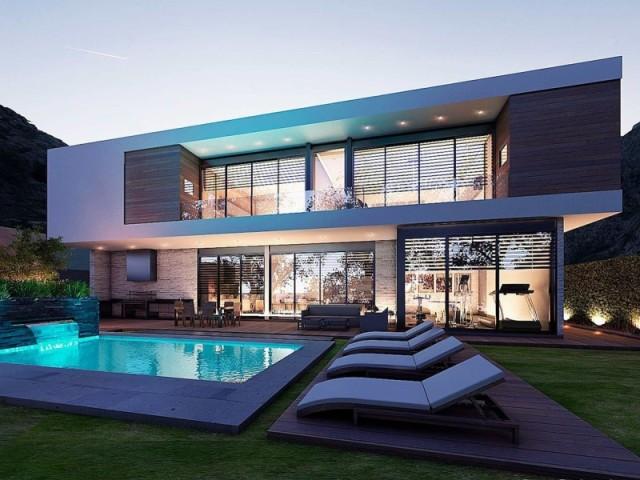 Monte sua casa do futuro!