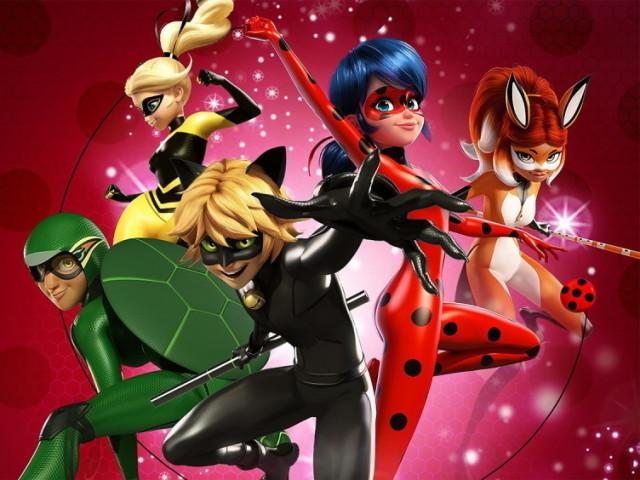 Qual herói de miraculous as aventuras de ladybug você seria?