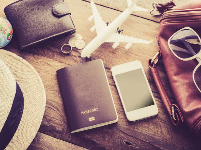 Monte sua mala e diremos para qual lugar da ficção você iria viajar!